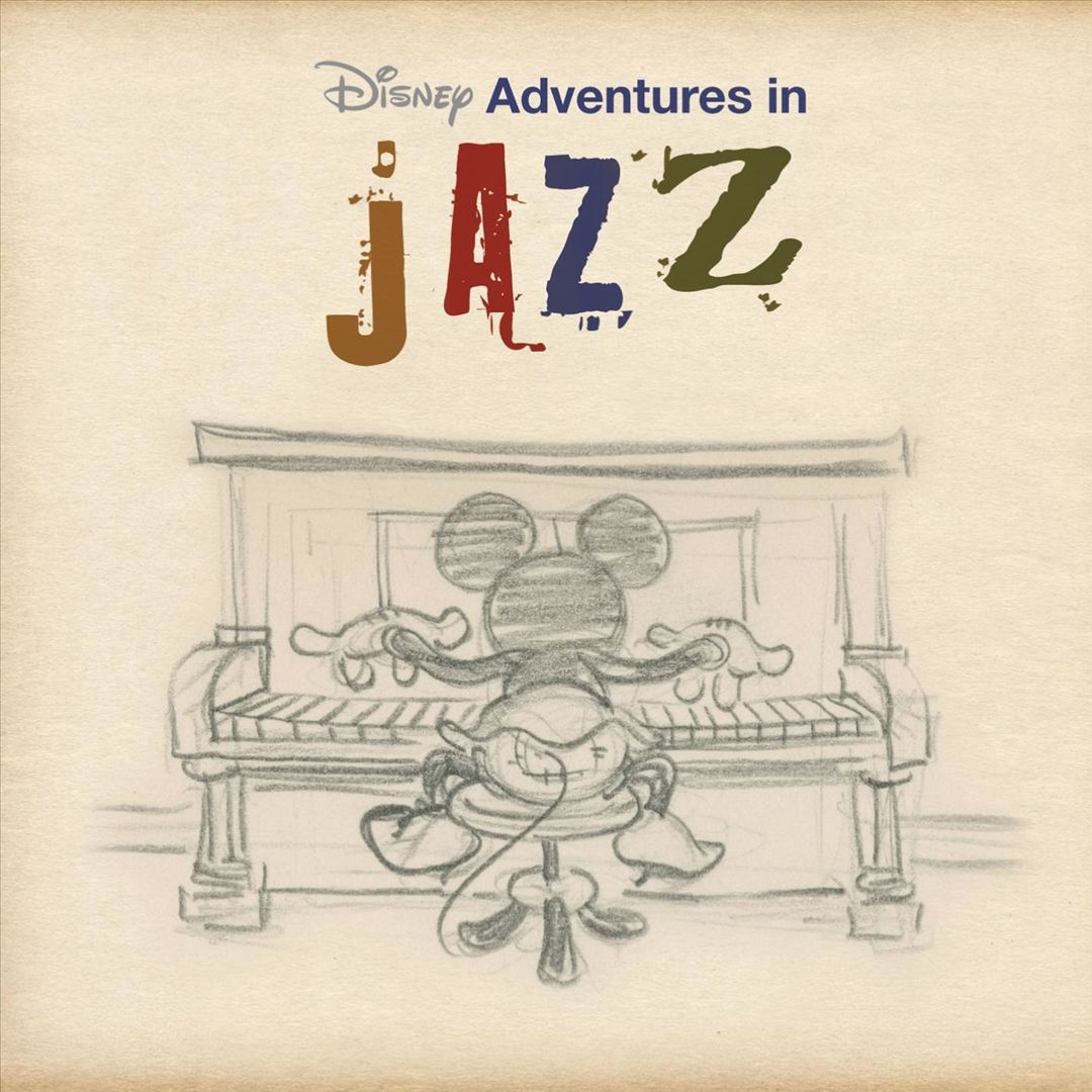 Disney Adventures in Jazz