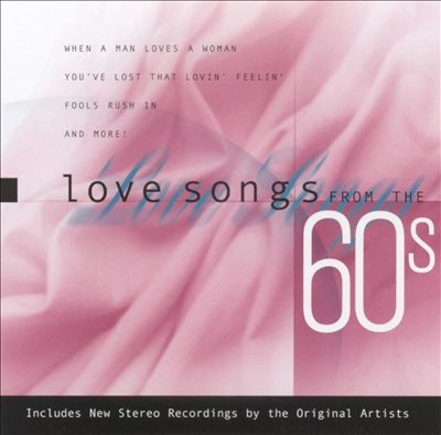 Love Songs from the 60's