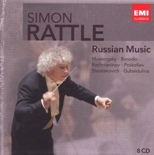 Simon Rattle: Russian Music