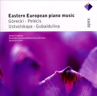 Eastern European Piano Music