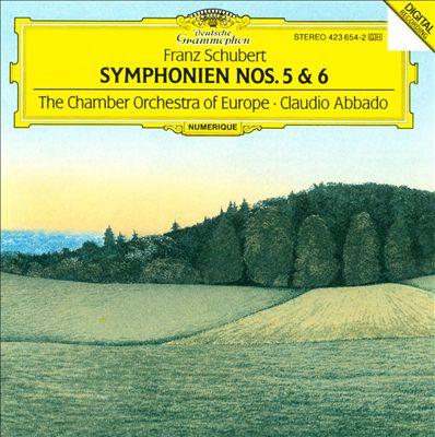 Franz Schubert: Symphonien Nos. 5 & 6