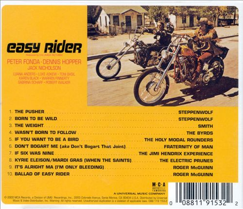 Easy Rider [Music from the Soundtrack]