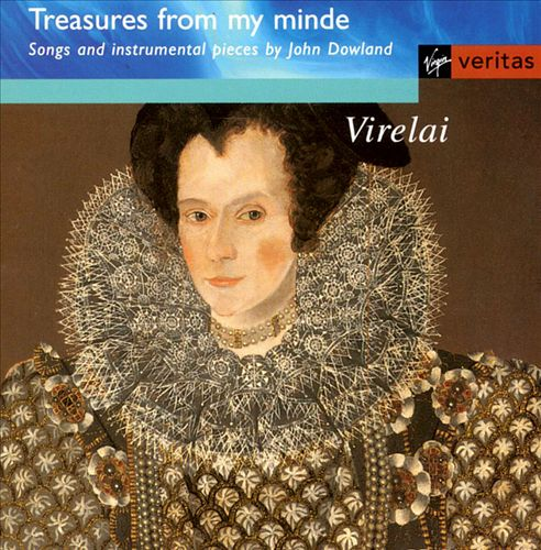 Dowland: Treasures from my minde