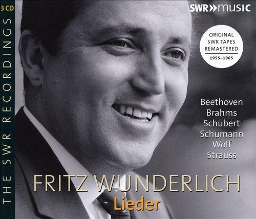 Beethoven, Brahms, Schubert, Schumann, Wolf, Strauss: Lieder