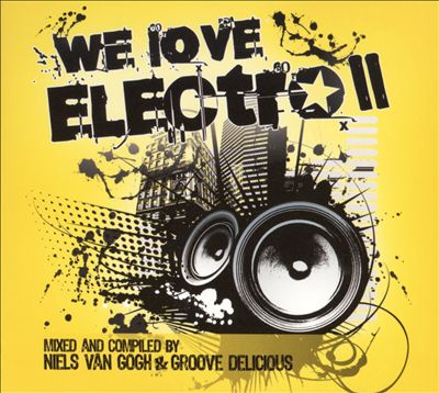We Love Electro, Vol. 2
