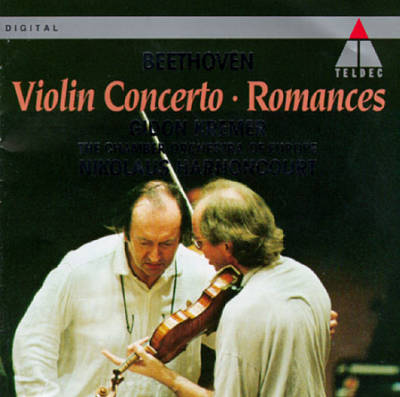 Beethoven: Violin Concerto; Two Romances