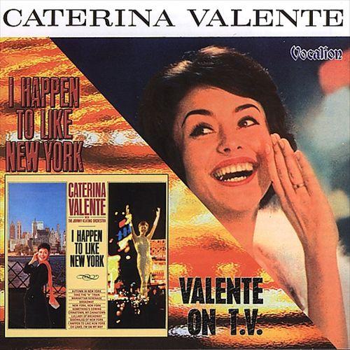 I Happen to Like New York/Valente on T.V.