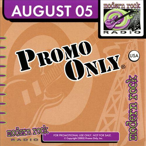Promo Only: Modern Rock Radio (August 2005)