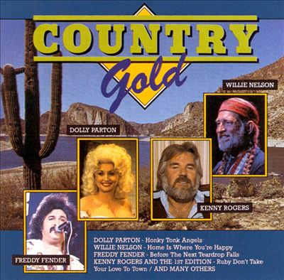 Country Gold [Intercontinental]