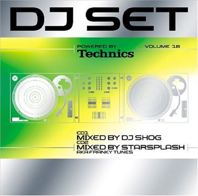 Technics DJ Set, Vol. 18
