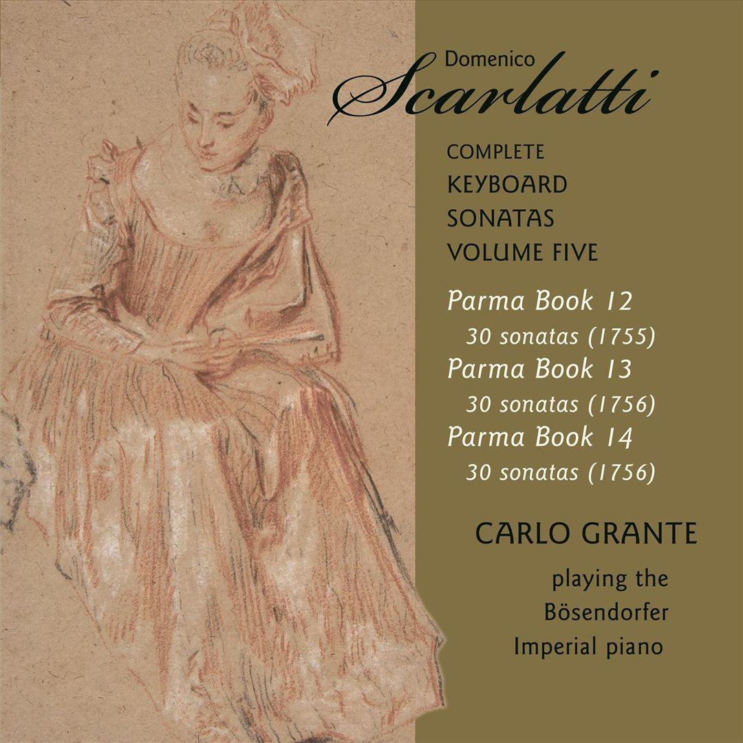 Domenico Scarlatti: Complete Keyboard Sonata, Vol. 5