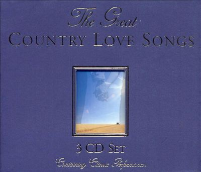 Great Country Love Songs [Rajon]