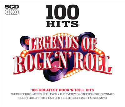 100 Hits: Legends of Rock 'n' Roll
