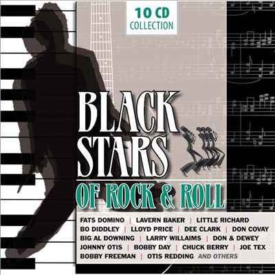 Black Stars of Rock 'n' Roll