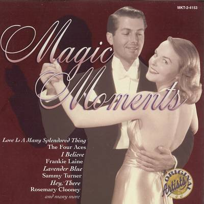 Magic Moments [Madacy]