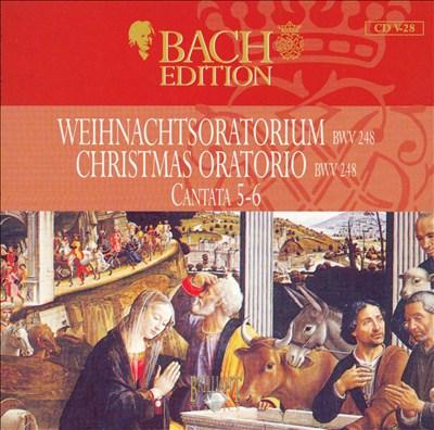 Bach Edition: Christmas Oratorio BWV 248 Cantata 5-6