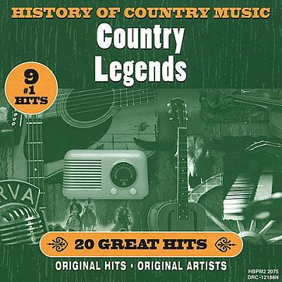 History of Country Music: Country Legends