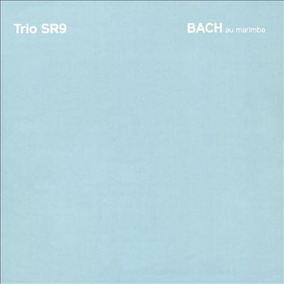 Bach au Marimba