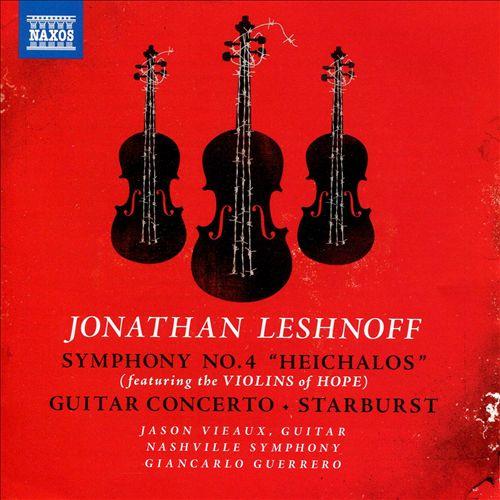 Jonathan Leshnoff: Symphony No. 4