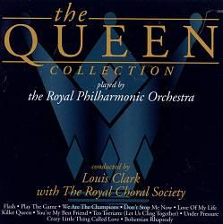 由皇家爱乐乐团扮演的女王收藏