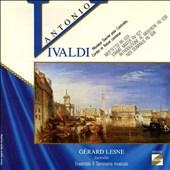 Vivaldi: Mottetto; Stabat Mater; Introduzione al Miserere; Nisi Dominus