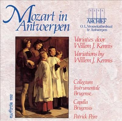Mozart in Antwerpen