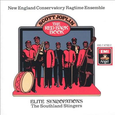 Scott Joplin: The Red Back Book/Elite Syncopations