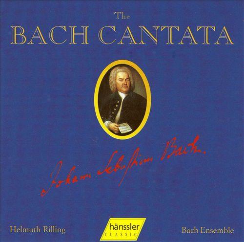 Die Bach Kantate, Vol. 21