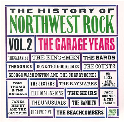 The History of Northwest Rock, Vol. 2