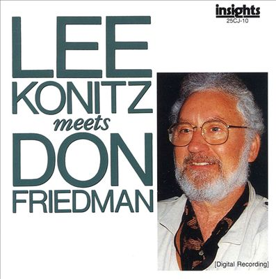 Lee Konitz Meets Don Friedman