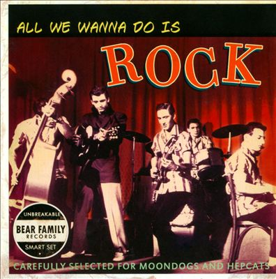 All We Wanna Do Is Rock