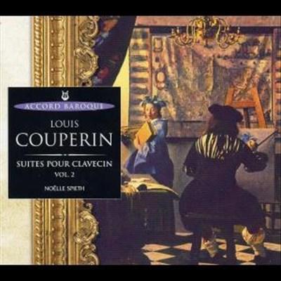 Couperin-Suites Pour Clavecin Vol 2