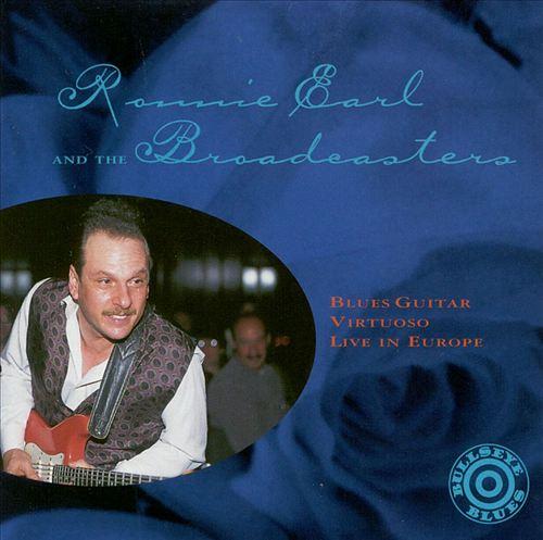 Blues Guitar Virtuoso Live in Europe