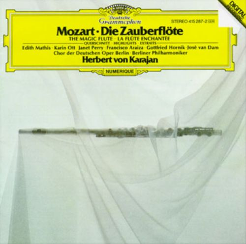 Mozart: Die Zauberflote (Highlights)