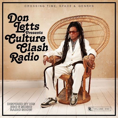 Don Letts Presents Culture Clash Radio