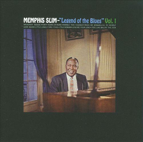 Legend of the Blues, Vol. 1