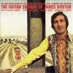 The Guitar Sounds of James Burton