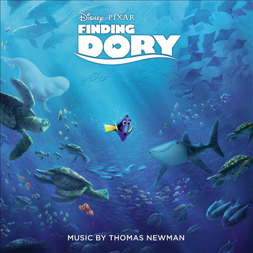 Finding Dory [Original Motion Picture Soundtrack]