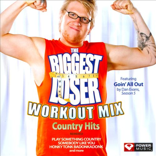 Country Hits Biggest Loser Workout Mix