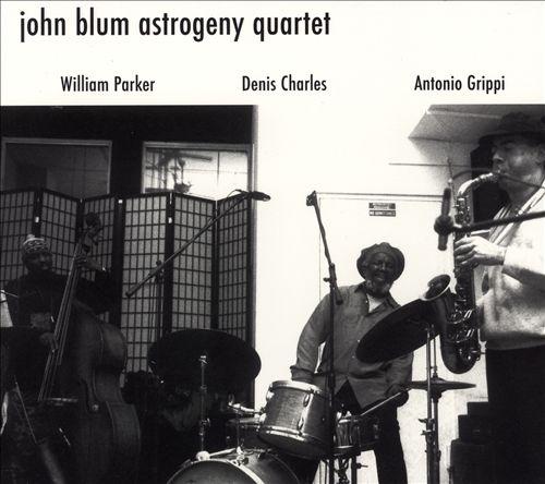 Jon Blum Astrogeny Quartet