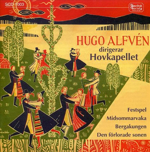 Hugo Alfvén conducts Hovkapellet