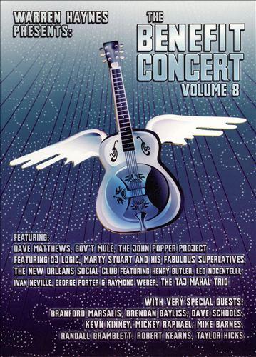 The Benefit Concert, Vol. 8