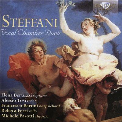 Steffani: Vocal Chamber Duets
