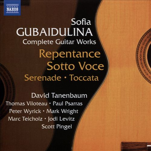 Sofia Gubaidulina: Complete Guitar Works
