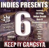 Freestyle Kings, Vol. 6: Keep It Gangsta