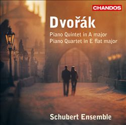 Dvorák: Piano Quintet; Piano Quartet