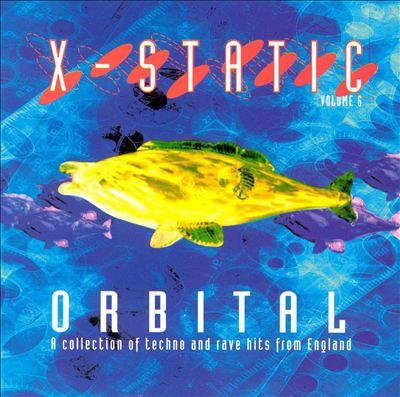 X-Static, Vol. 6: Orbital in Orbit
