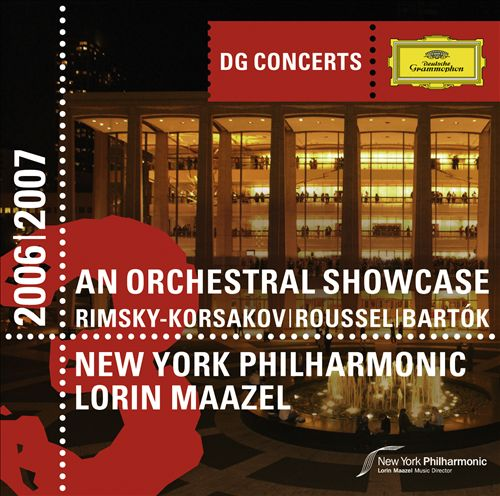 DG Concert: An Orchestral Showcase