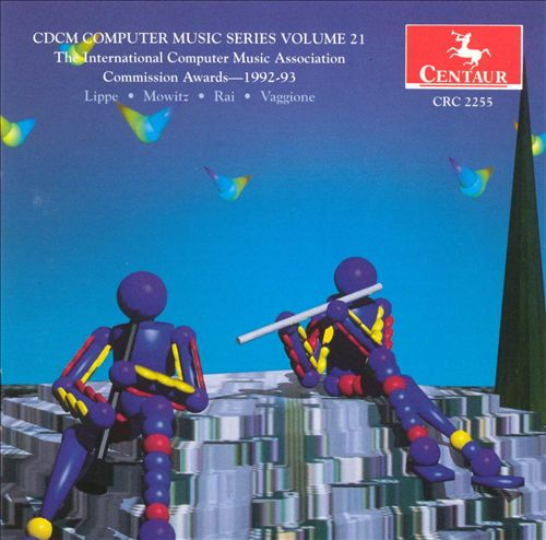 The International Computer Music Association Commission Awards__1992 - 93