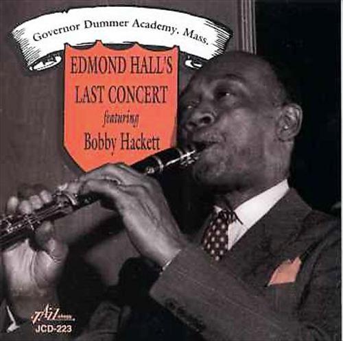 Edmond Hall's Last Concert